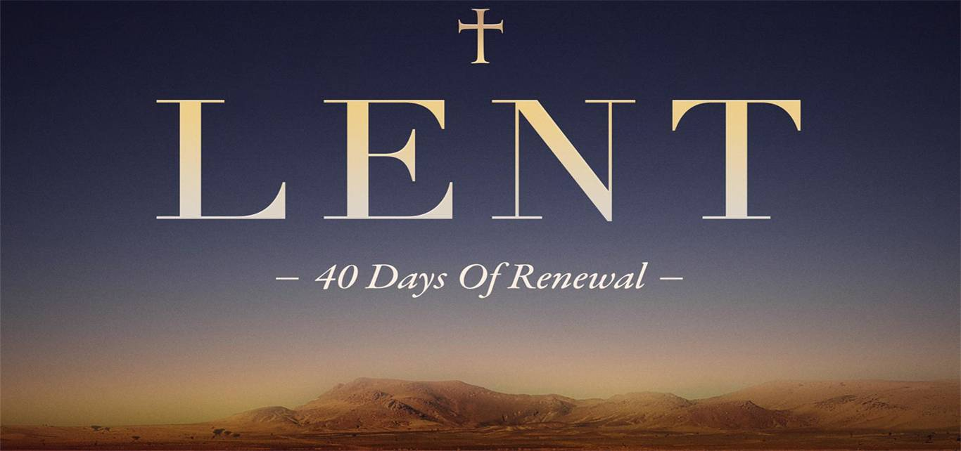 SJB Lent Message...