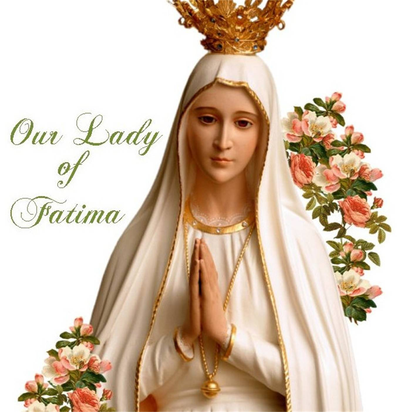 Our Lady of Fatima : Pray the Rosary